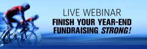 Finish your Year-End Fundraising Strong!