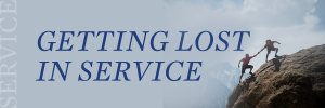 Getting Lost in Service