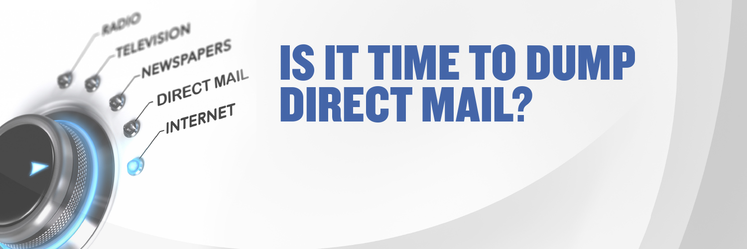 If your online revenue has been growing, chances are your team has thought about cutting back on direct mail. Your board or CFO might see an opportunity to save money by shifting away from the hard costs of so much mail.