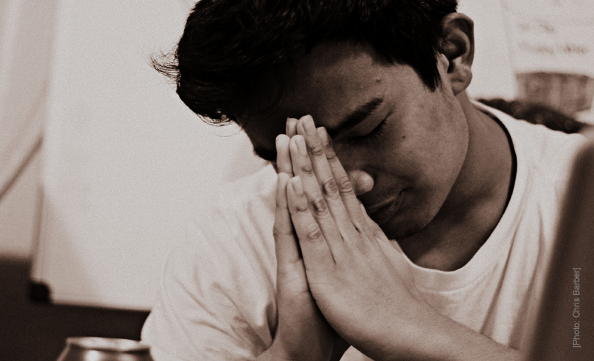 When working in ministry (and in particular, ministry fundraising) – there's one golden rule: keep requests for prayer separate from...