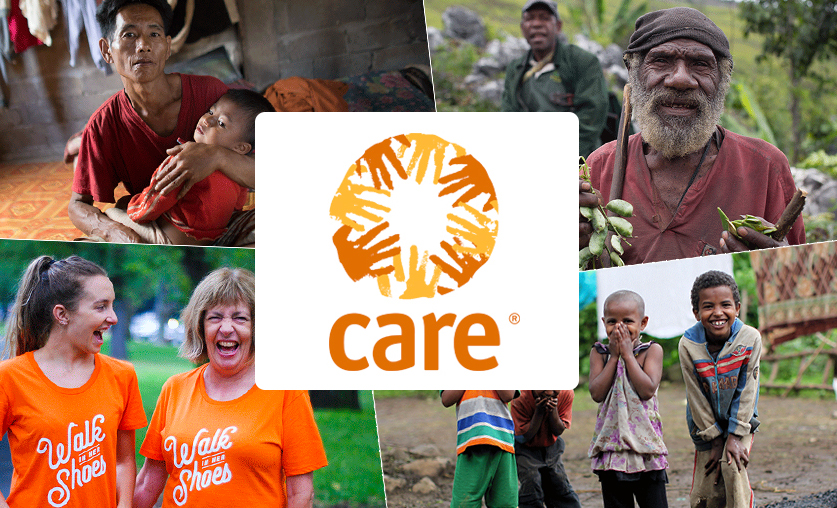 """""""We're delighted to be working with CARE Australia and supporting their mission,"""" said Doug Shaw, Chairman and CEO of Douglas Shaw & Associates..."""