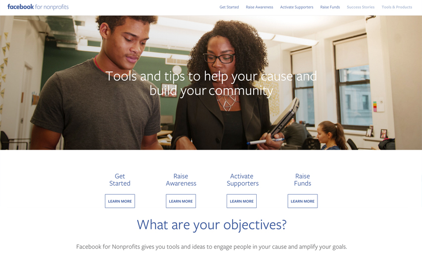 This week, Facebook unveiled a new set of resources for nonprofits and non-governmental organizations (NGOs), good for both the newbie and...