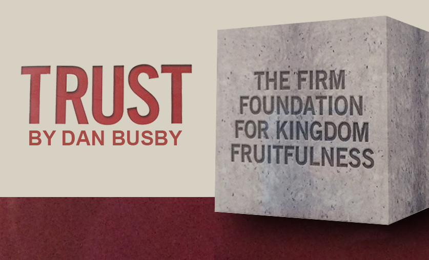 In any fundraising effort, the crux of every invitation to donate is based on trust.  Trust that the organization's leadership will be good stewards...