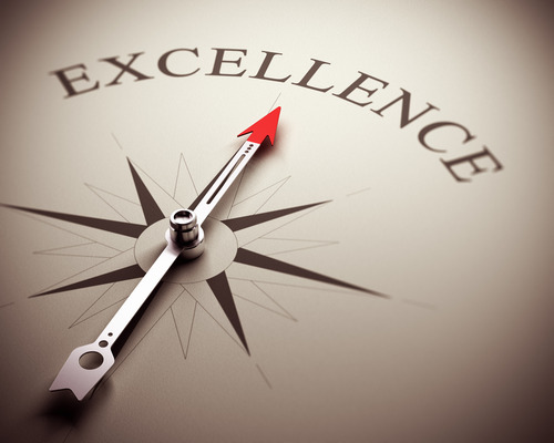 Over the years a lot has been written about excellence. In fact, if you type excellence into Amazon they'll identify over 120,000 items of which 20,000+ are books.