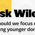 Should we focus on getting younger donors?