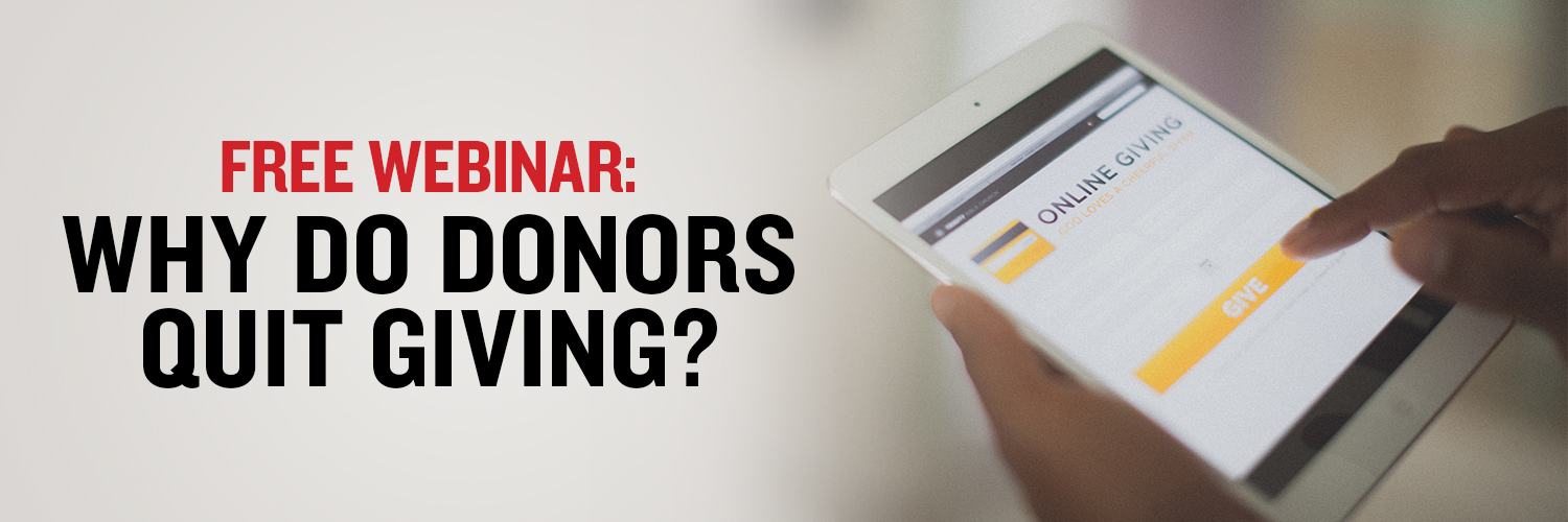 Your organization is fueled by donors, and it's easier to keep your current donors than it is to get new ones. Learn how to keep your donors engaged . . .